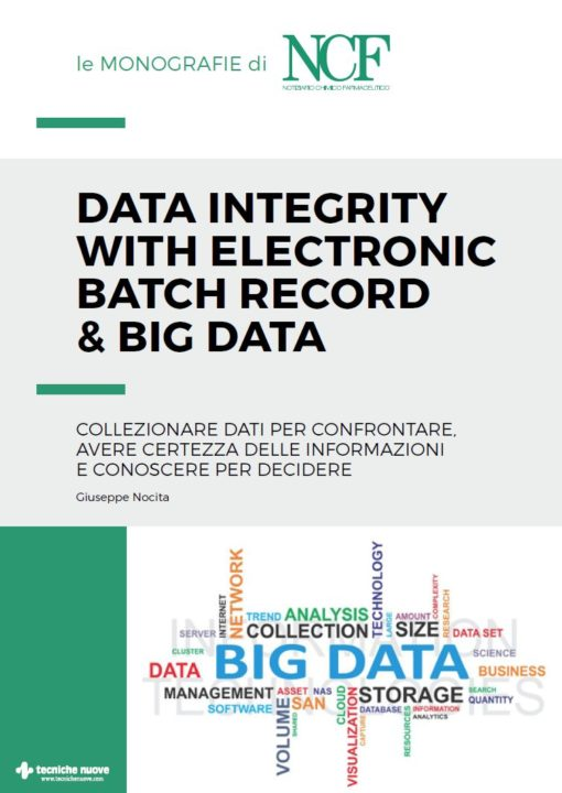 Data Integrity with Electronic Batch Record & Big Data