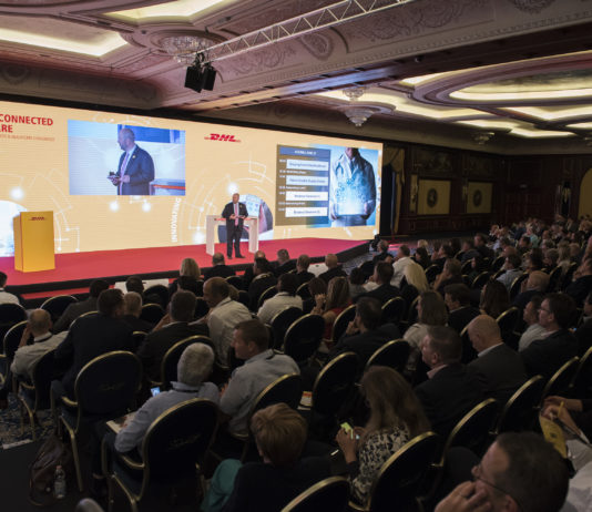 """Global Conference DHL """"LIFE SCIENCES & HEALTHCARE"""""""