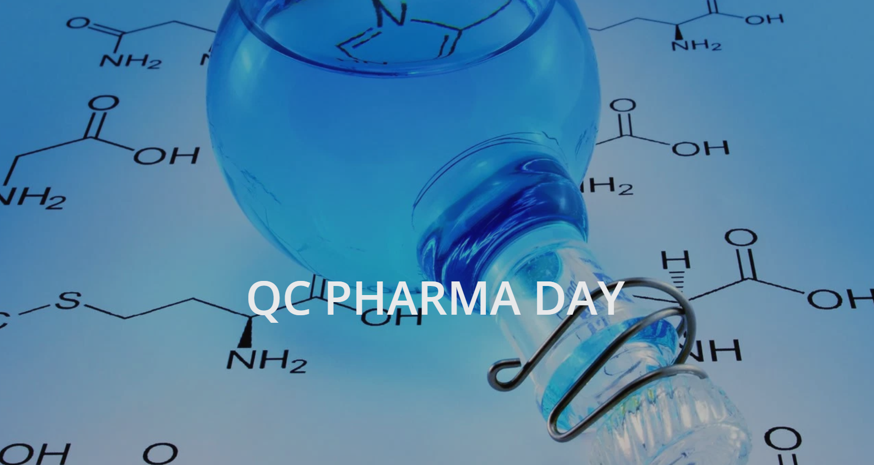 Quality control pharma day 2019