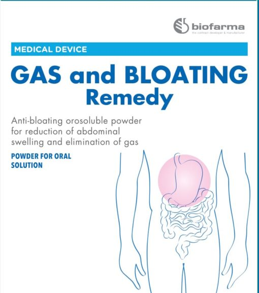 Gas&bloat remedy